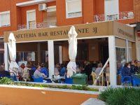 Bar Cafetería Las 3J