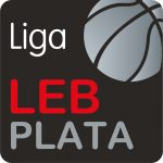 Logo Liga Leb Plata